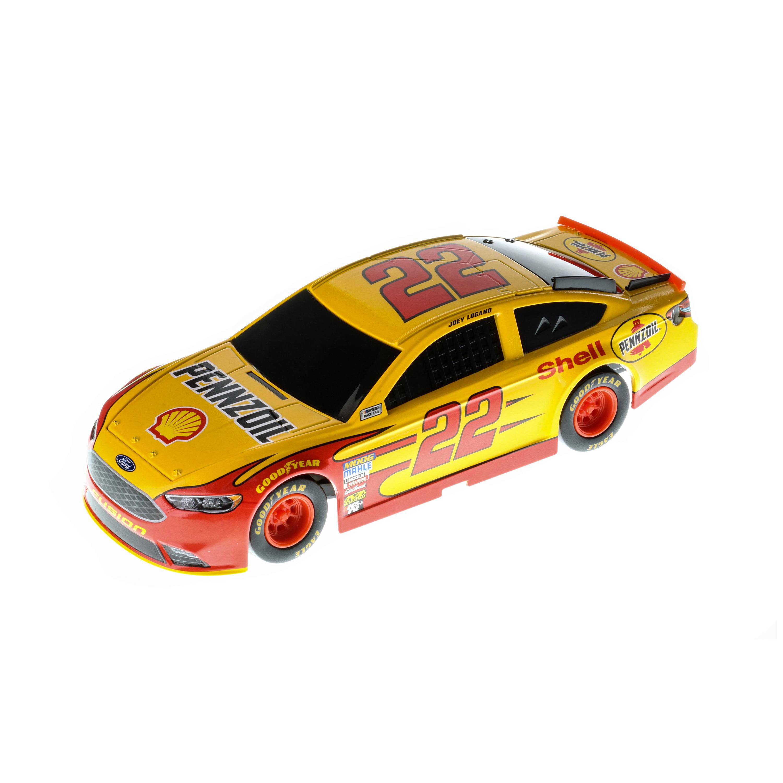 NASCAR Authentics 2017 Joey Logano #21 Shell-Pennzoil 1:24 Scale Lionel Racing Die-cast