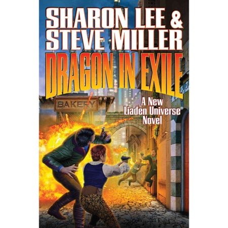 Dragon in Exile by