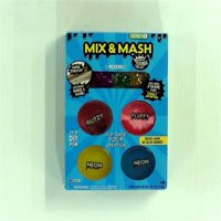 B07C57PC11 Compound Kings Mix And Mash Slime Kit Series 1