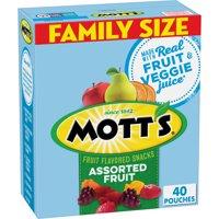 Mott's Medleys, Assorted Fruit Snacks, Gluten Free 32 oz