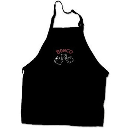 Buy the hot pink crystal bunco apron for your next hostess gift!](Halloween Bunco Gift Ideas)
