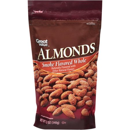 how to make flavored almonds