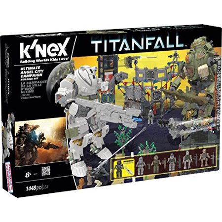 K'nex Titanfall - Ultimate Angel City Campaign Building Set - image 4 of 4