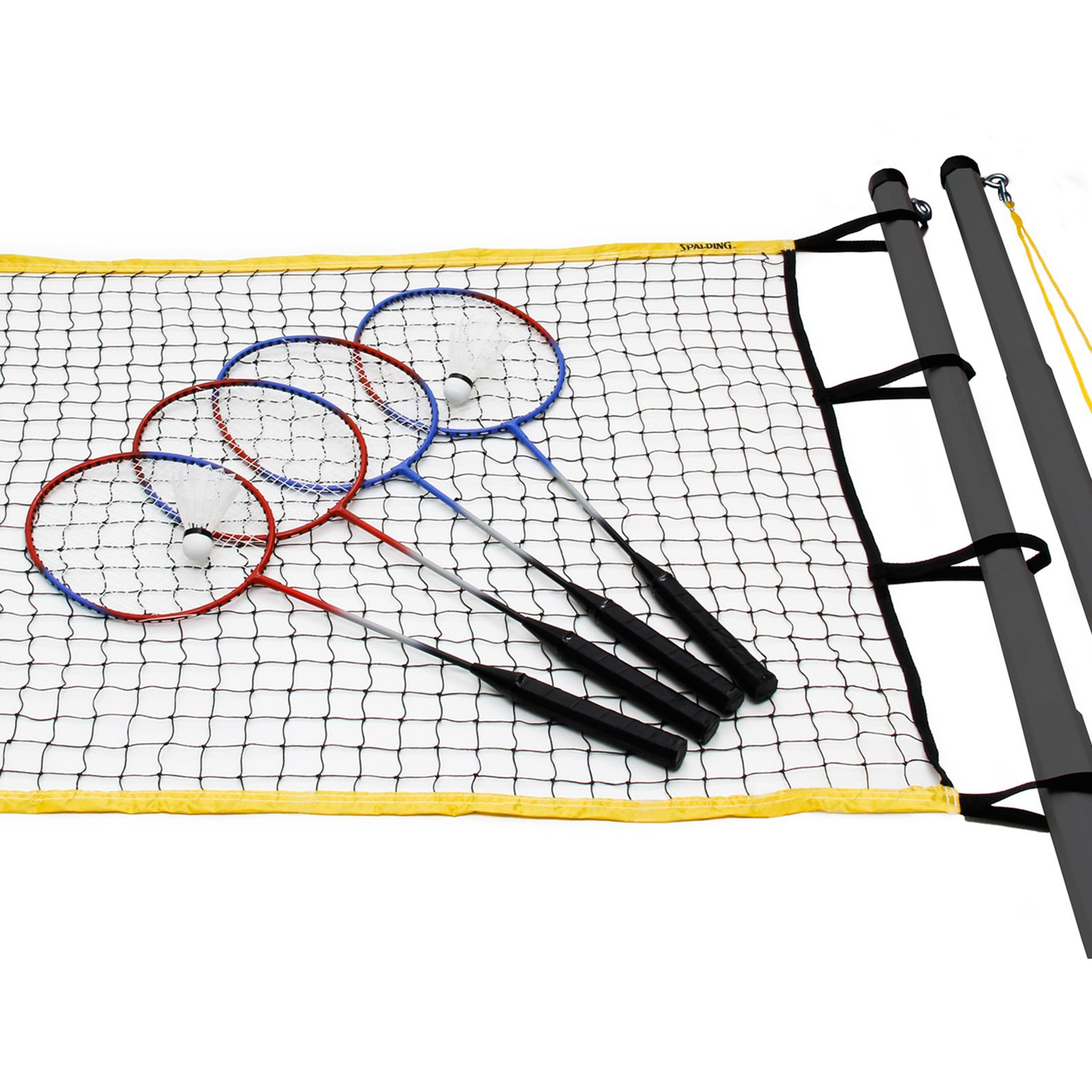 Spalding Recreational Badminton Set by Triumph Sports