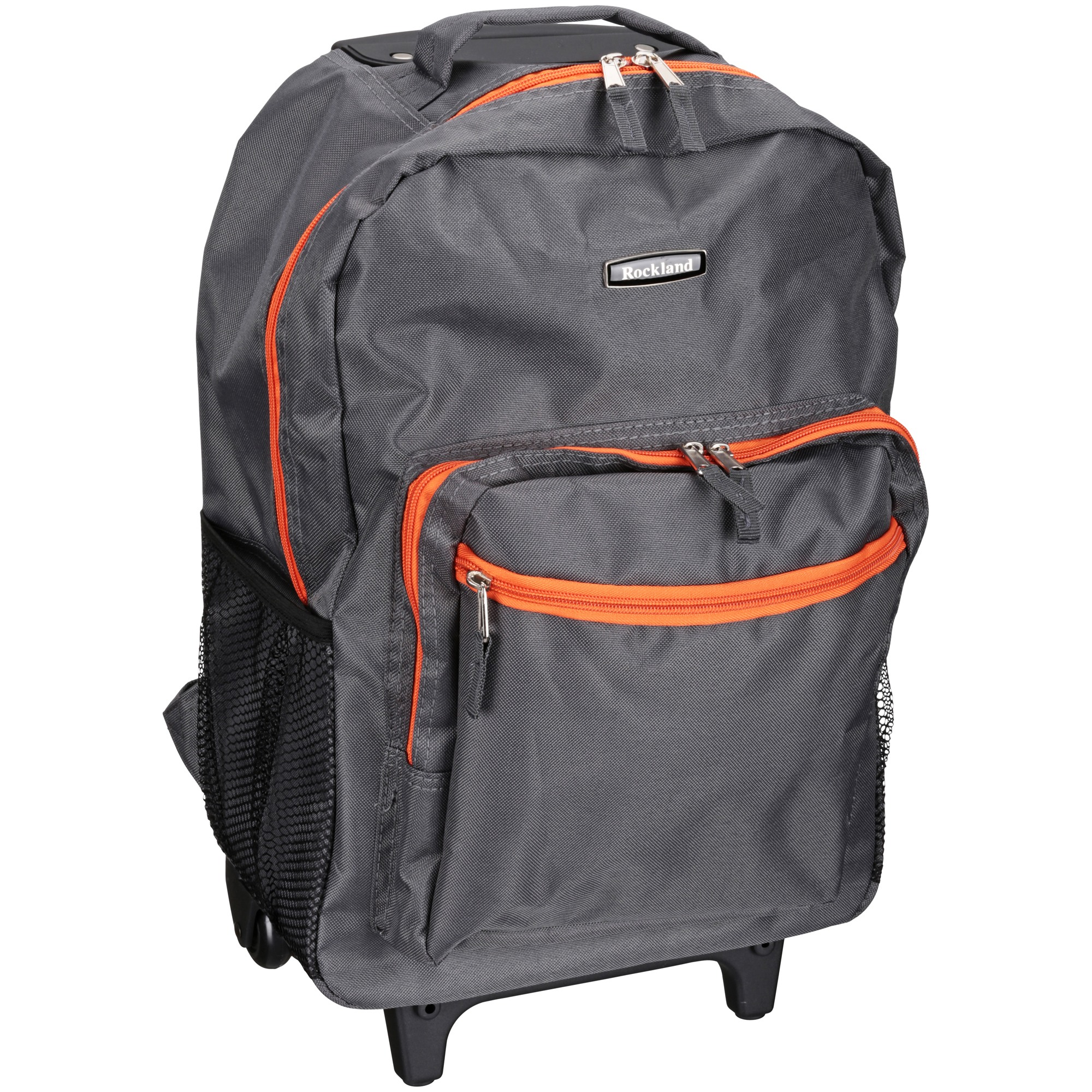 Rockland® Charcoal Backpack