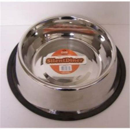 Classic Pet Products 028-02379 Classic Pet Products WSSW9 3 Qt Non Tip Stainless Steel Bowl