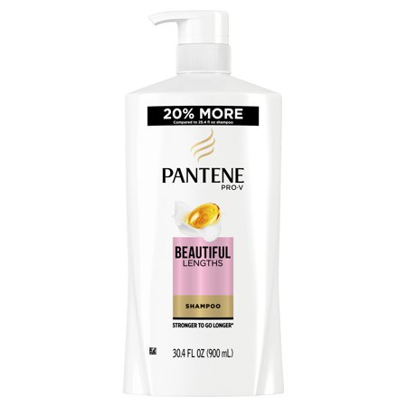 Pantene Pro-V Beautiful Lengths Strengthening Shampoo, 30.4 fl oz