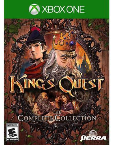 Sierra KINGS QUEST COLLECTION