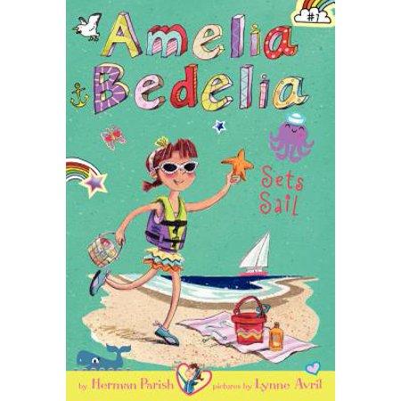 Amelia Bedelia Chapter Book #7: Amelia Bedelia Sets