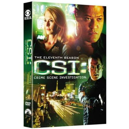 Csi  Crime Scene Investigation   The Eleventh Season  Widescreen