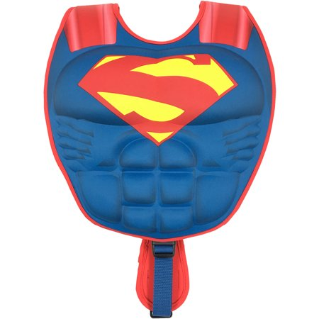 JLA 3D Muscle Vest, Superman