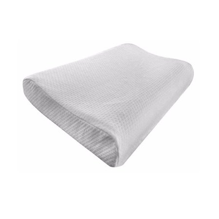 Contour Memory Foam Pillow: Orthopedic Pillow For Neck Pain Relief