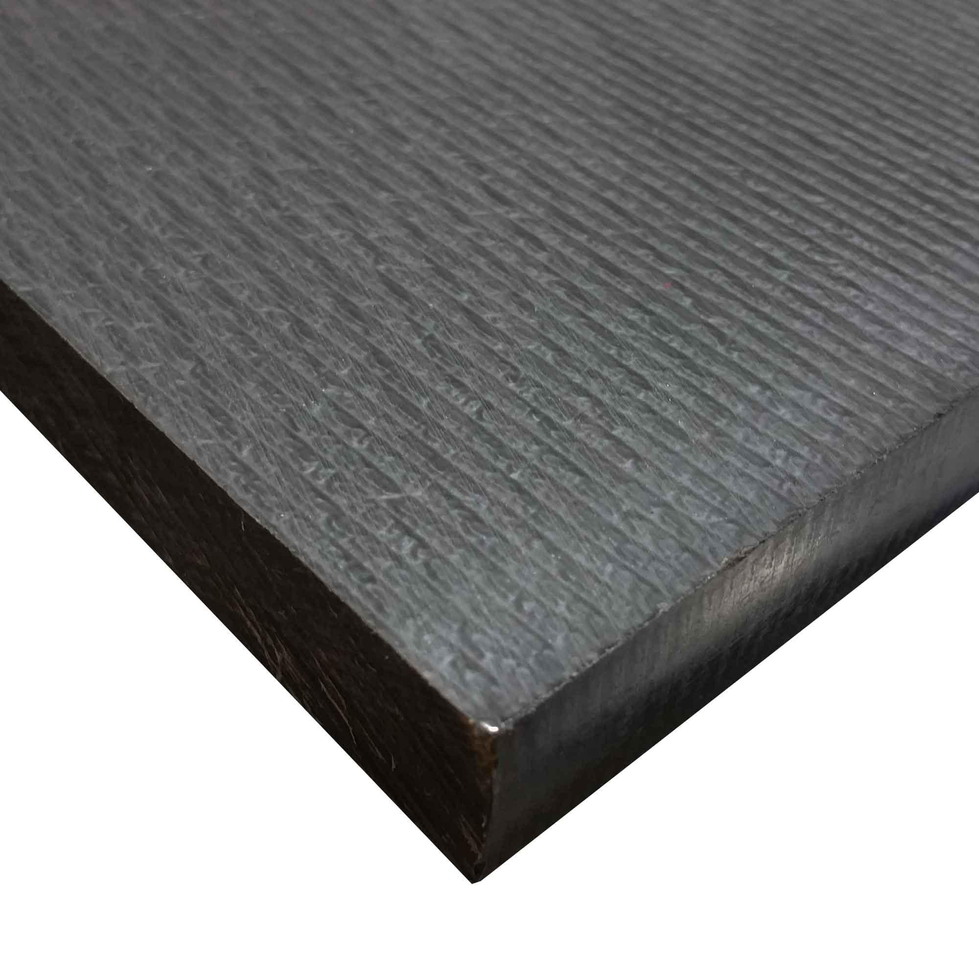 "Moly Filled Nylon 6/6 MDS Sheet 1/2"" x 10"" x 12"""