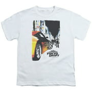 The Fast and the Furious Tokyo Drift Poster Big Boys Shirt