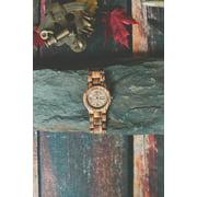 Wooden watch-Wood watch-Wood engraving-Custom watch- personalized watch -Handmade-Anniversary gift - Men's - Women's watch - Unisex watch- Personal Message Laser Engraving - Alpha IV Series 2