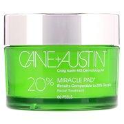 Cane + Austin Miracle Pad, 20% Glycolic Acid, 60 Peels