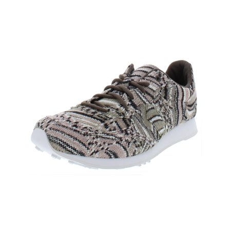 Converse Womens Aukland Racer Ox Printed Casual Shoes Gray 10.5 Medium (B,M)](Converse Sandal)