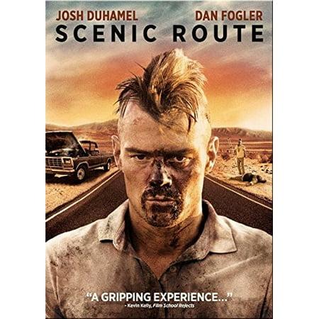 Scenic Route (DVD + Digital Copy) (Walmart (The Scenic Route To Iraq Top Gear)