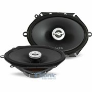 "Infinity PR8602cf 120W RMS 6"" x 8""/5"" x 7"" Primus Series Coaxial Car Speakers"