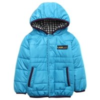 Richie House Boys' Padding Jacket with Attached Hood RH1333