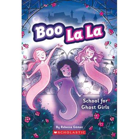 School for Ghost Girls - Girl Ghost