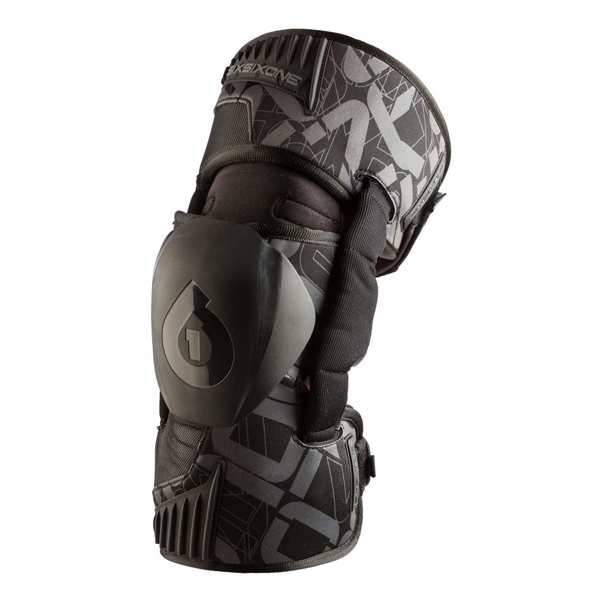 SixSixOne 2015 Youth Rage Knee Guard MX Support - 7021