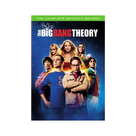 The Big Bang Theory: The Complete Seventh Season - The Big Bang Theory Halloween Episodes