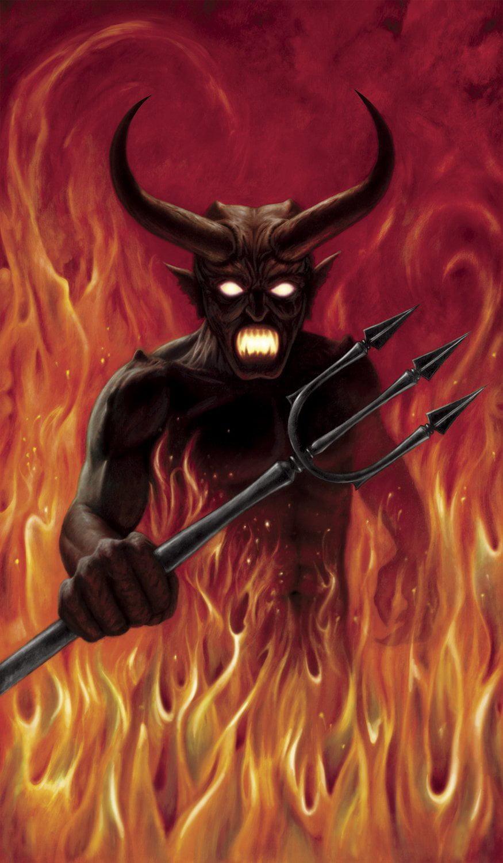 Картинка исчадие ада