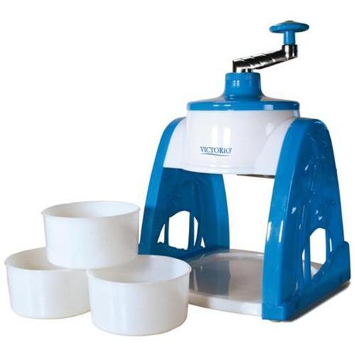 Victorio VKP1101 Hand Crank Snow Cone Maker