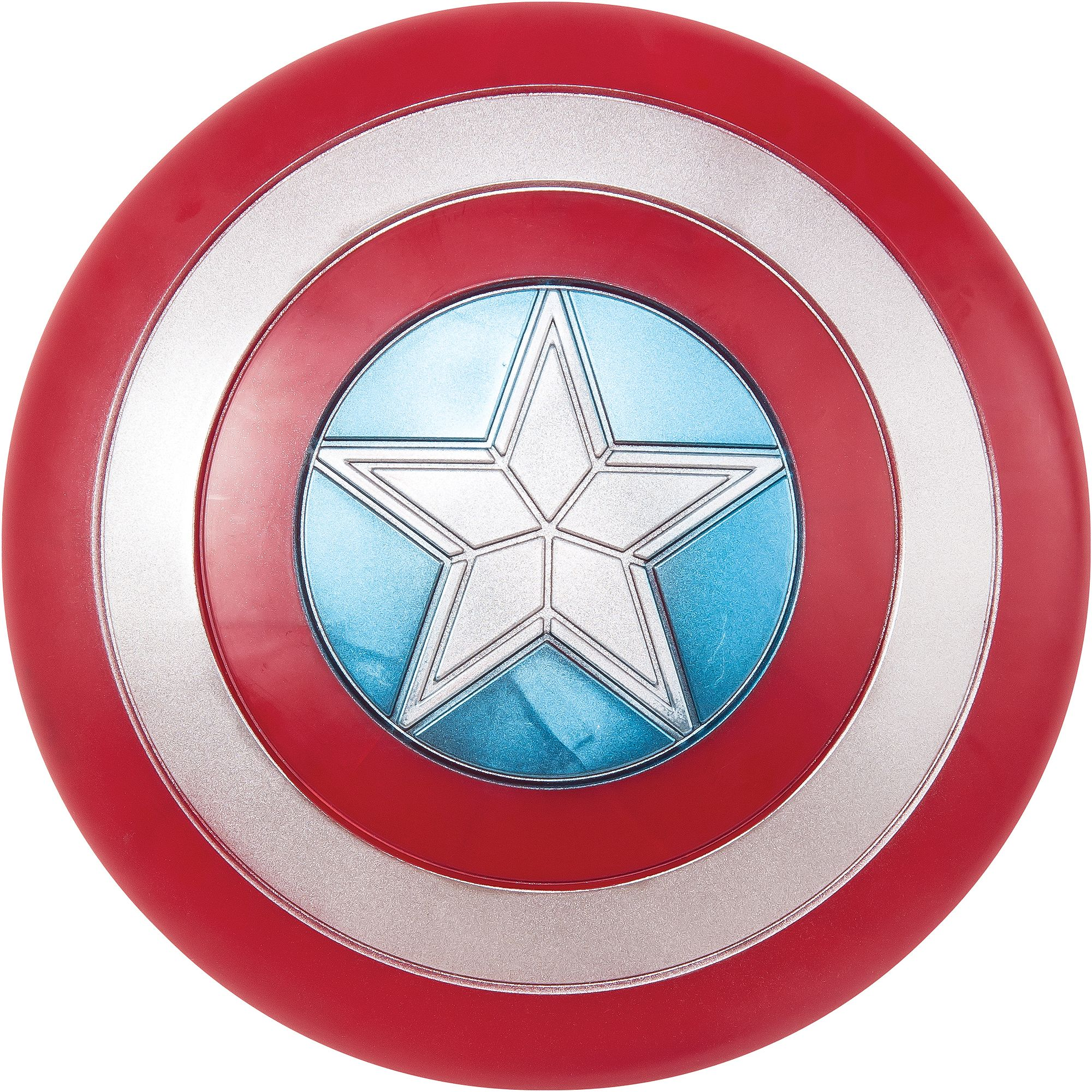 "Child Captain American 12"" Shield Halloween Accessory"
