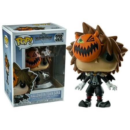Funko Pop! Disney Kingdom Hearts Halloween Town Sora #328](Kingdom Hearts Halloween)