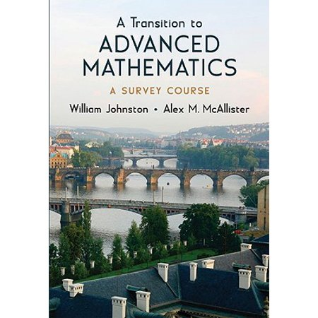 Transition to Advanced Mathematics : A Survey