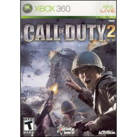 Call of Duty 2 Special Edition Platinum Hit (Xbox 360)