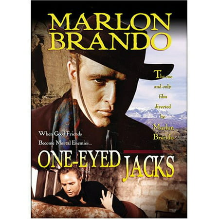 One Eyed Jacks (DVD) Cotton One Eyed Jack