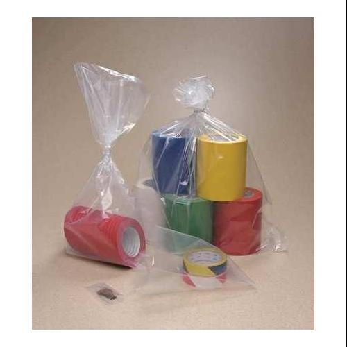 40F-1624 Gusseted Poly Bag, 24 In.L, 16 In.W, PK250
