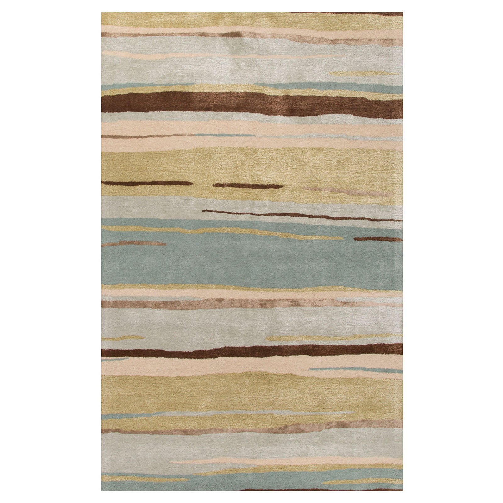 Jaipur Rugs Baroque Novelty Striped Indoor Area Rug