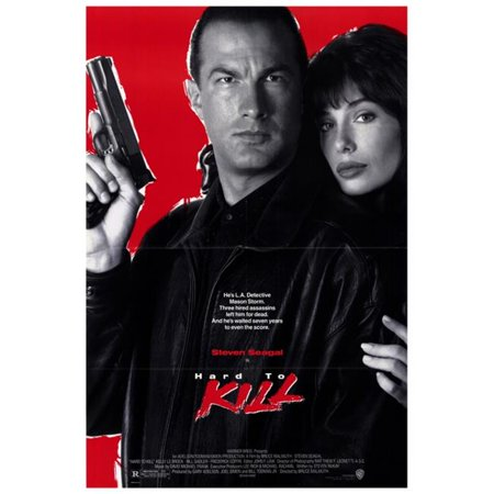 Posterazzi MOVAH3310 Hard to Kill Movie Poster - 27 x 40 in. - image 1 of 1