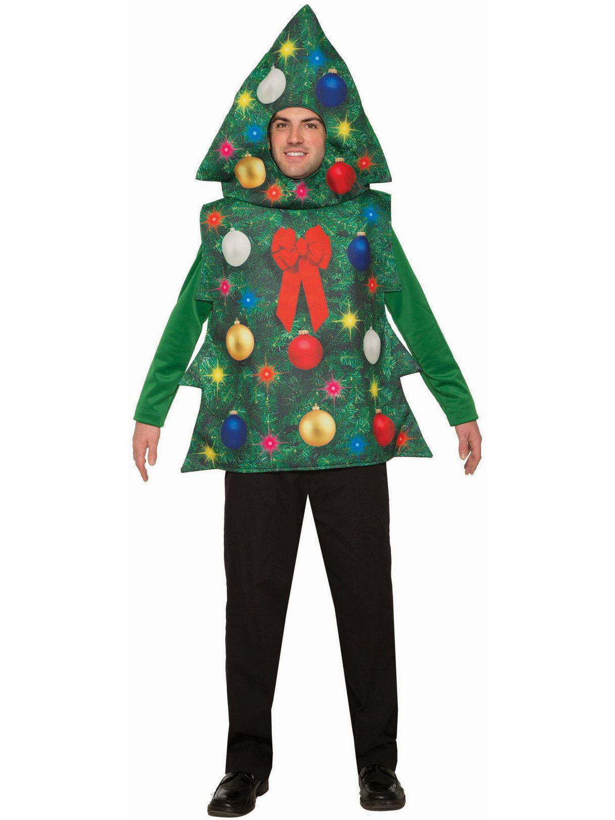 Adult Christmas Tree Costume - Walmart.com - Walmart.com