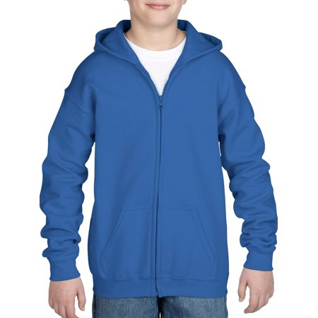 Addict Kids Sweatshirt - Kids Full Zip Hooded Sweatshirt