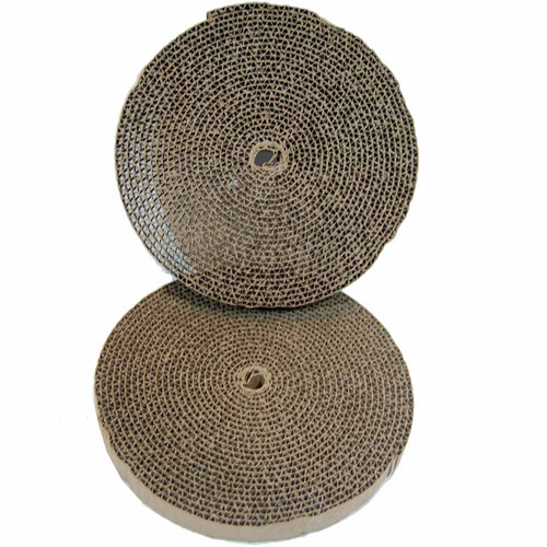 Bergan Turboscratcher Replacement Scratch Pads, 2pk