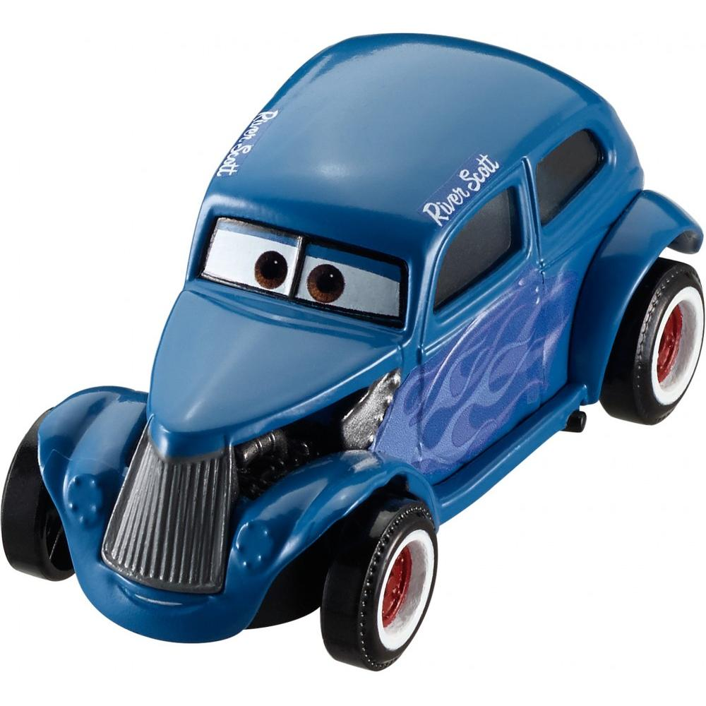 Disney Pixar Cars Flamin River Scott Vehicle Walmart Com