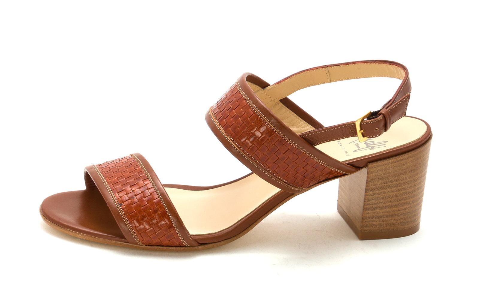 Amalfi by Rangoni Womens Marisol Open Toe Formal Mule Sandals by Amalfi by Rangoni