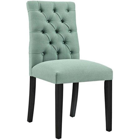 Hawthorne Collections Fabric Upholstered Dining Side Chair in Laguna - image 4 of 4