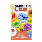 Dabble Lab Make Your Own Fossil Impressions, Paint and Design, 6+