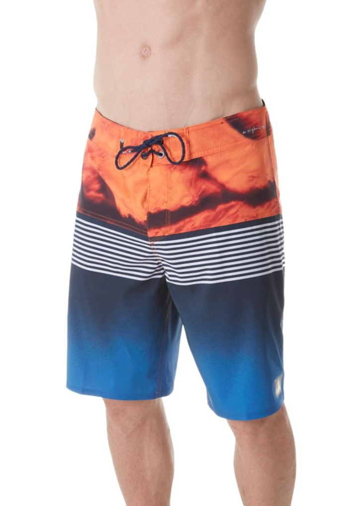 Men's Quiksilver EQYBS3846 Highline Lava Division 20 Inch Boardshort