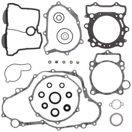 New Gasket Kit With Oil Seals for Yamaha WR400F 98 99 1998