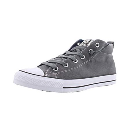 Converse Mens CT street mid 146174f Hight Top Lace Up Fashion Sneakers Converse Mens Hiker