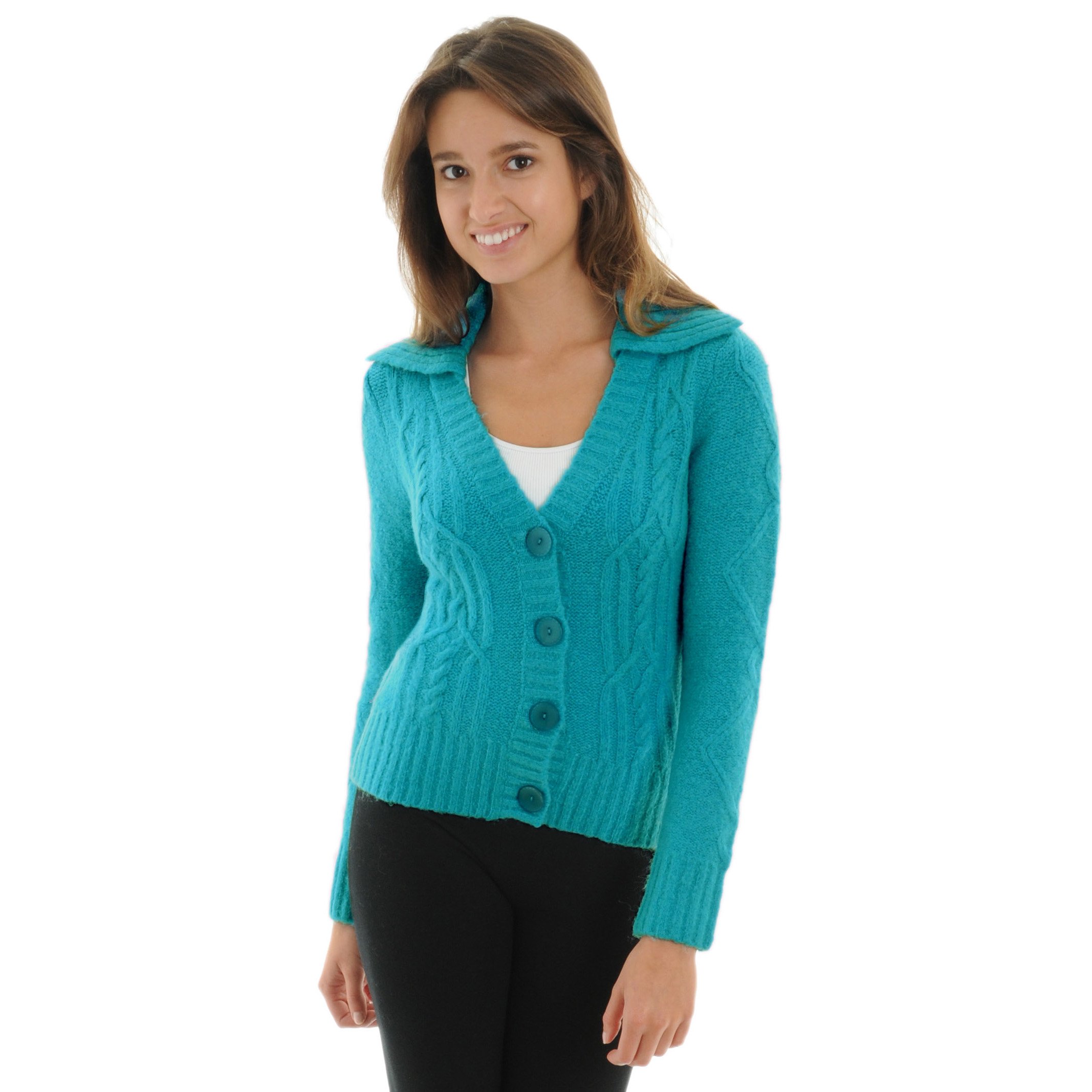 Find turquoise cardigan at ShopStyle. Shop the latest collection of turquoise cardigan from the most popular stores - all in one place.