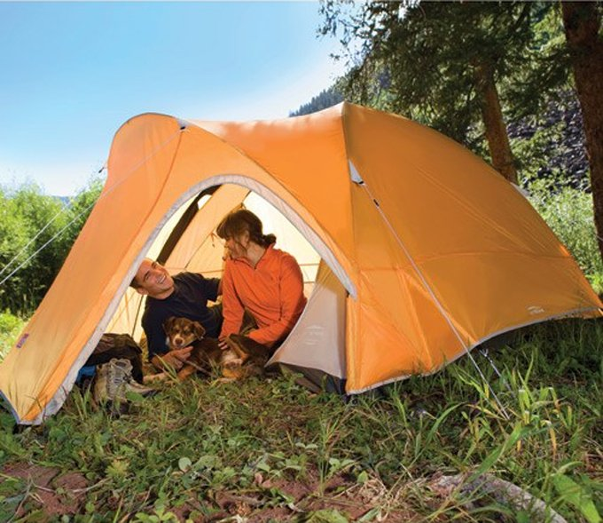 Coleman Hooligan 3-Person TentGold - image 1 of 5 ... & Coleman Hooligan 3-Person TentGold | Walmart Canada