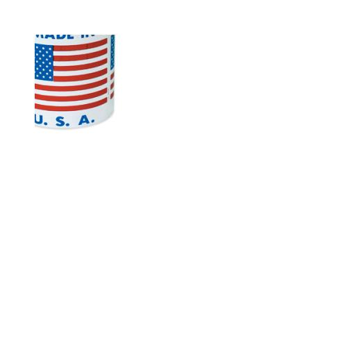 """Shoplet select """" Made in U.S.A."""" Labels SHPUSA304"""